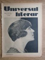 Anticariat: Ziarul Universul literar, anul XLIV, nr. 7, 12 februarie 1928