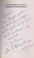 Zoe Dumitrescu Busulenga - Itinerar cultural european (cu autograful autorului)
